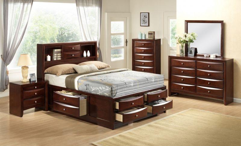 Bob Mills Bedroom Sets. Richmond King Set Two Nightstands Free ...
