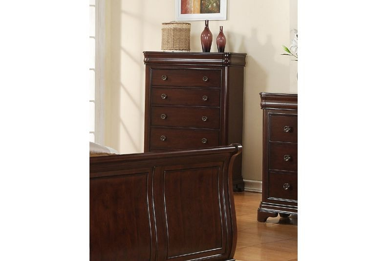 Elements cameron king bedroom group chest free bob mills furniture tulsa oklahoma city Elements cameron bedroom set