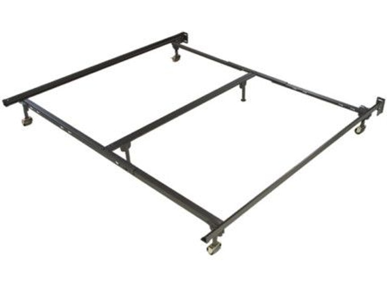 Glideaway Bedroom Queen/King/Cal King Metal Bed Frame