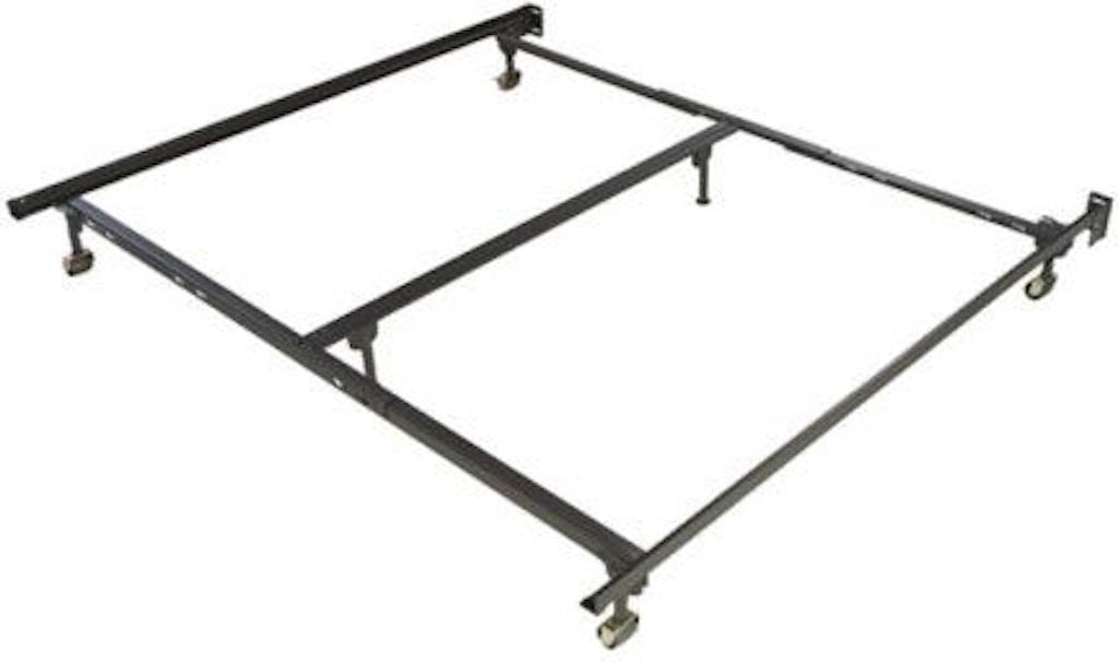 Glideaway Bed Frames Queenkingcal King Metal Bed Frame