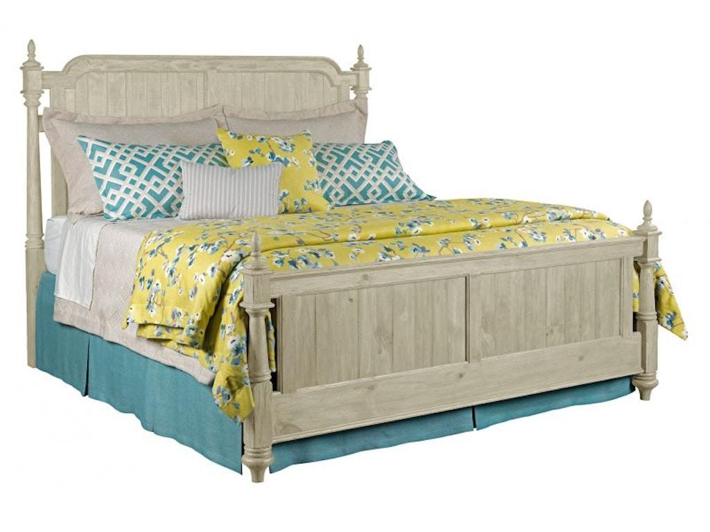 Kincaid Furniture Bedroom Weatherford King Headboard