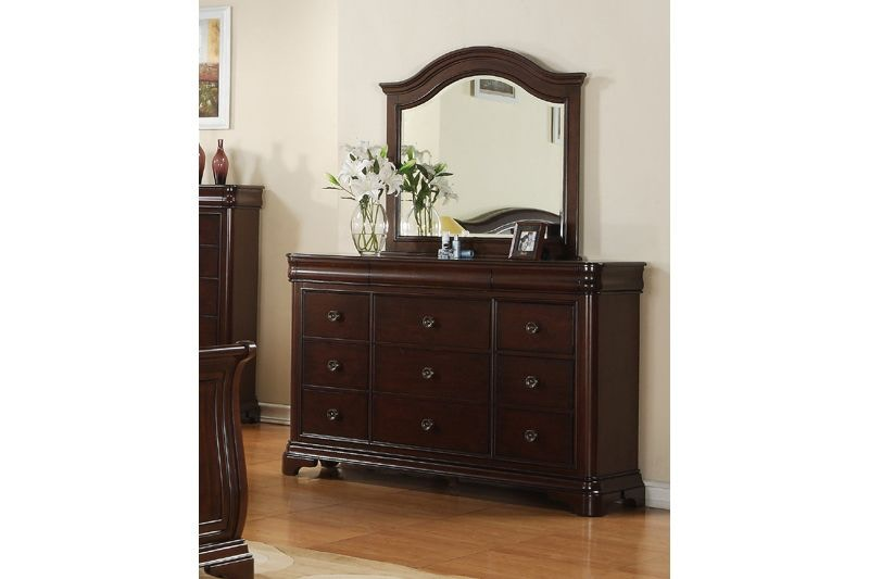 elements cameron king bedroom group chest free