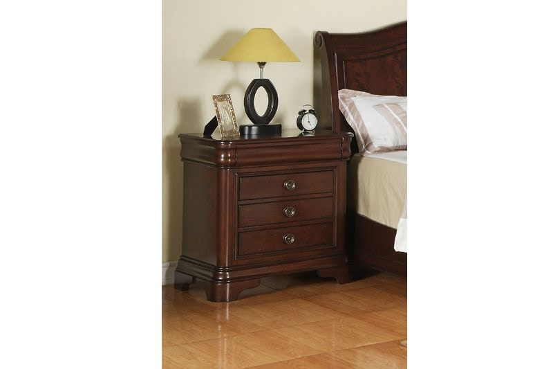 Elements Cameron King Bedroom Group Chest Free Bob