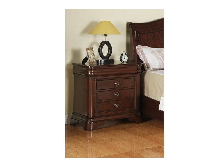Elements cameron king bedroom group chest free Elements cameron bedroom set