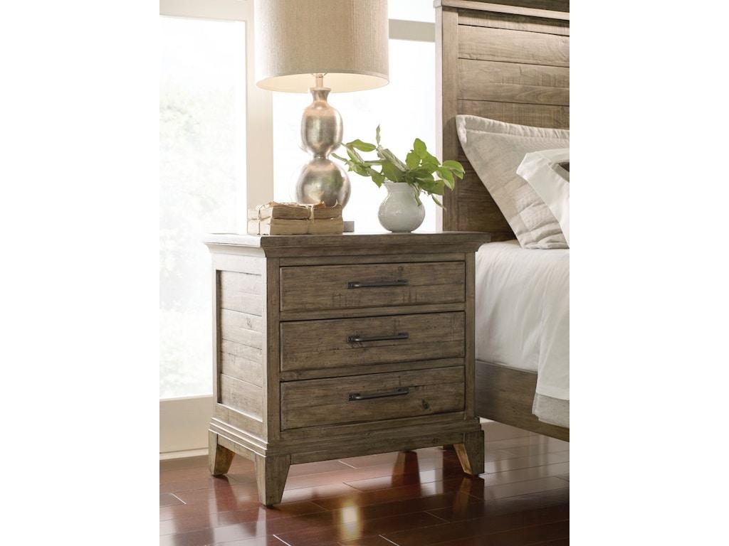 Kincaid Furniture Plankkingstone