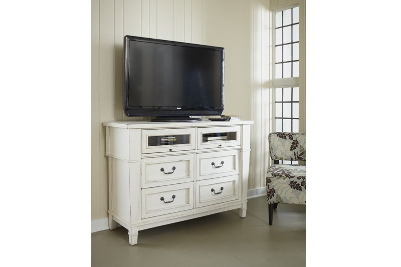 Folio 21 Stoney Creek Media Chest BED TVST STONEYCREEK