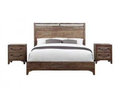 Bungelow King Bed