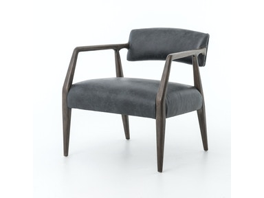 Tyler Arm Chair-Chaps Ebony
