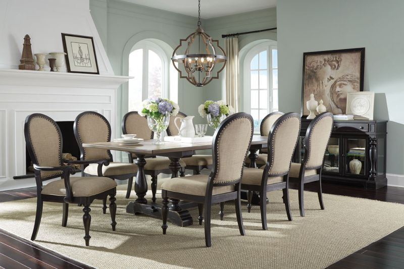 cambria table 4 side chairs 2 arm chairs free - Side Chairs For Living Room