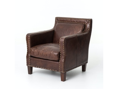 Alcott Club Chair-Cigar
