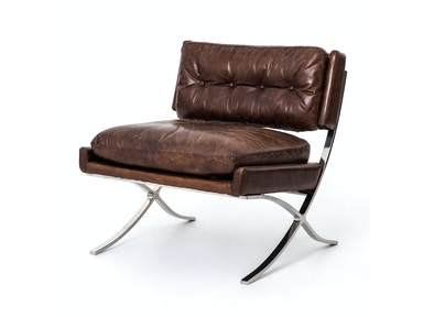 Heathrow Lounge Chair-Cigar