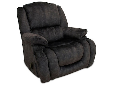 Champion Steel Gray Recliner