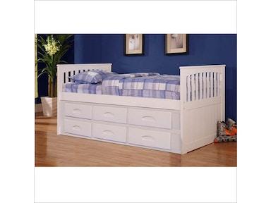 Chesapeake 6 Drawer Storage Bed Mattress FREE
