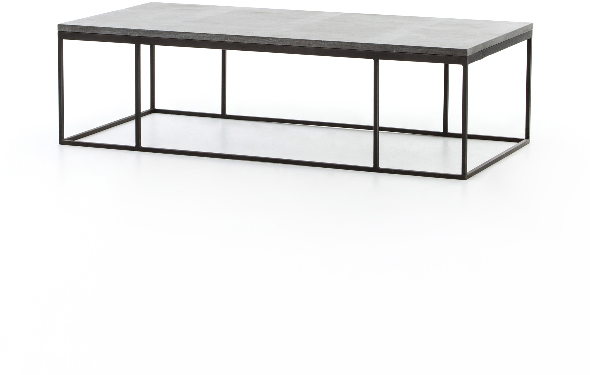 Four Hands Living Room Harlow Small Coffee Table