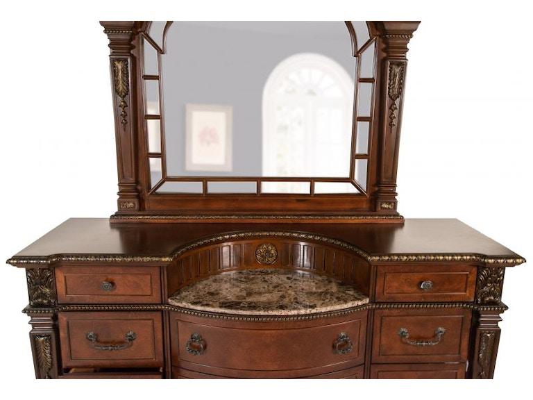 Folio Select Bedroom Davis Dresser And Mirror