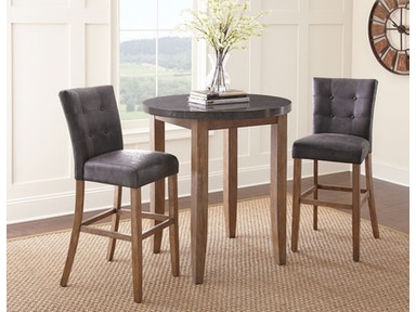 Debby Bistro Table and Two Stools