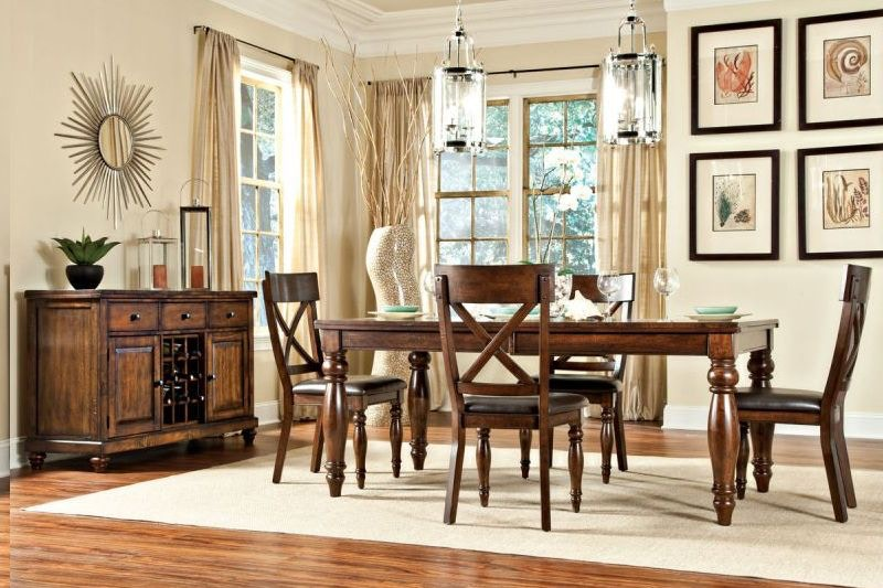 Kingston Dining Table DIN TBLE KINGSTON