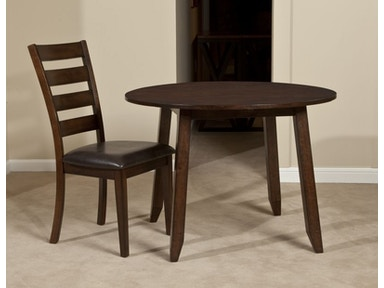 Kona Dining Table with Drop Leaf