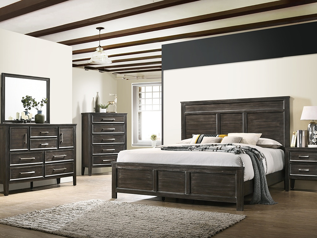 Dover King Bedroom Set