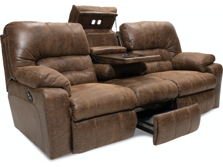 Franklin Duke Reclining Sofa And Loveseat