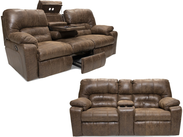 Reclining Power Sofa Home Design Ideas