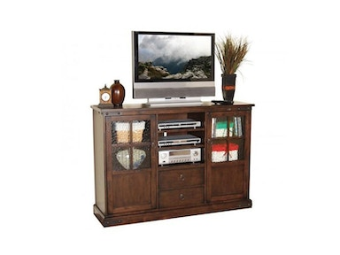 Evelyn Counter Height Entertainment Console