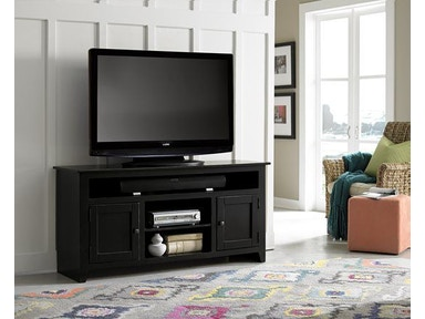Rio Black 58&#34 Entertainment Console