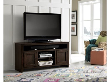 Rio Dark Pine 58&#34 Entertainment Console