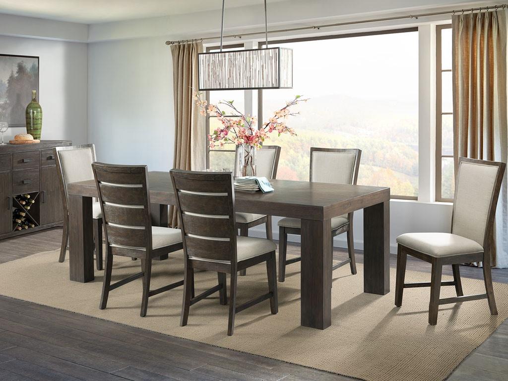 Enjoyable Grady Table With 6 Chairs And Server Free Inzonedesignstudio Interior Chair Design Inzonedesignstudiocom