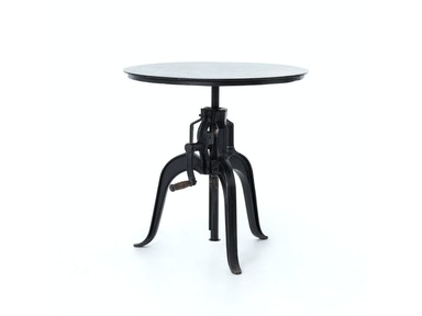 Rockwell Adjustable Table 30-Black