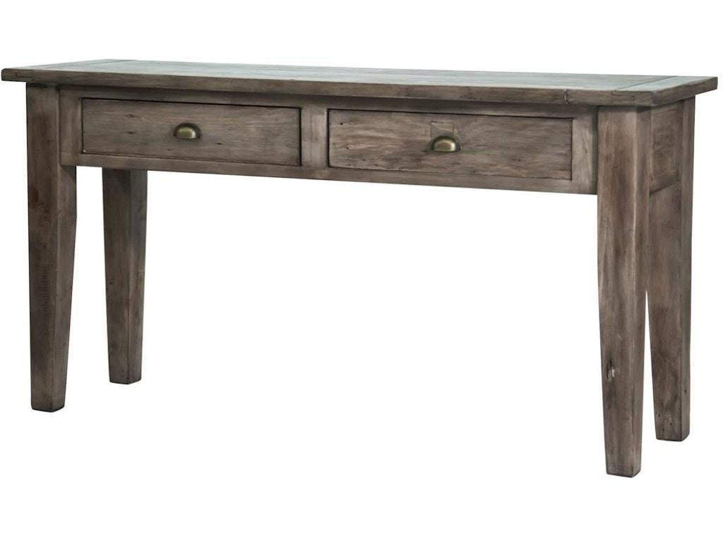 Four hands living room irish sofa table for Sofa table ireland