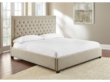 Isadore Sand King Bed