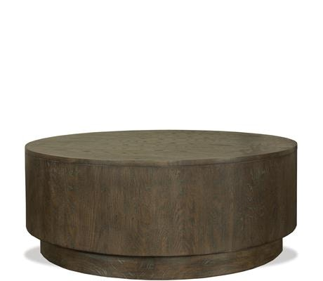 Riverside Furniture Joelle Round Cocktail Table OCC RNCKTL JOELLE