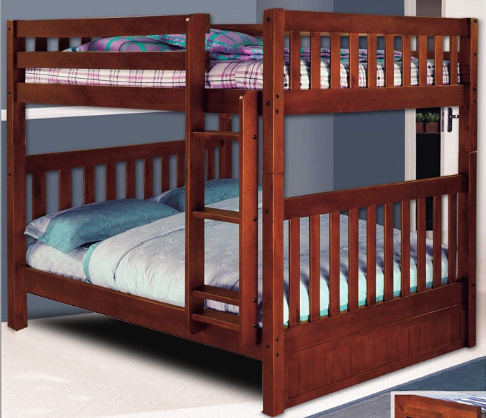 Discovery Furniture Kennedy Full Over Full Bunkbed Mattresses Free