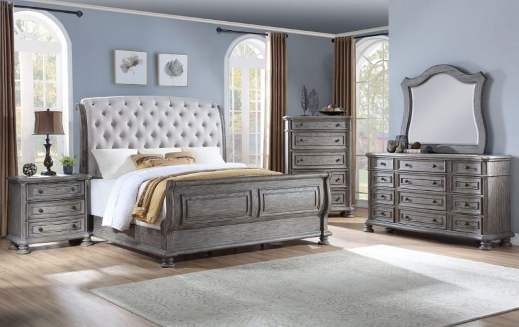 Lakeway Queen Bedroom Set, Mattress FREE