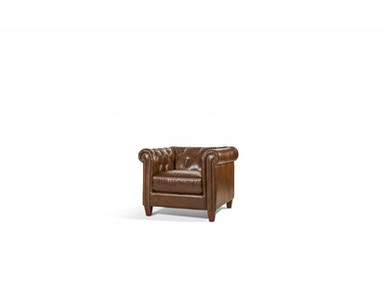 Cigar Leather Chair