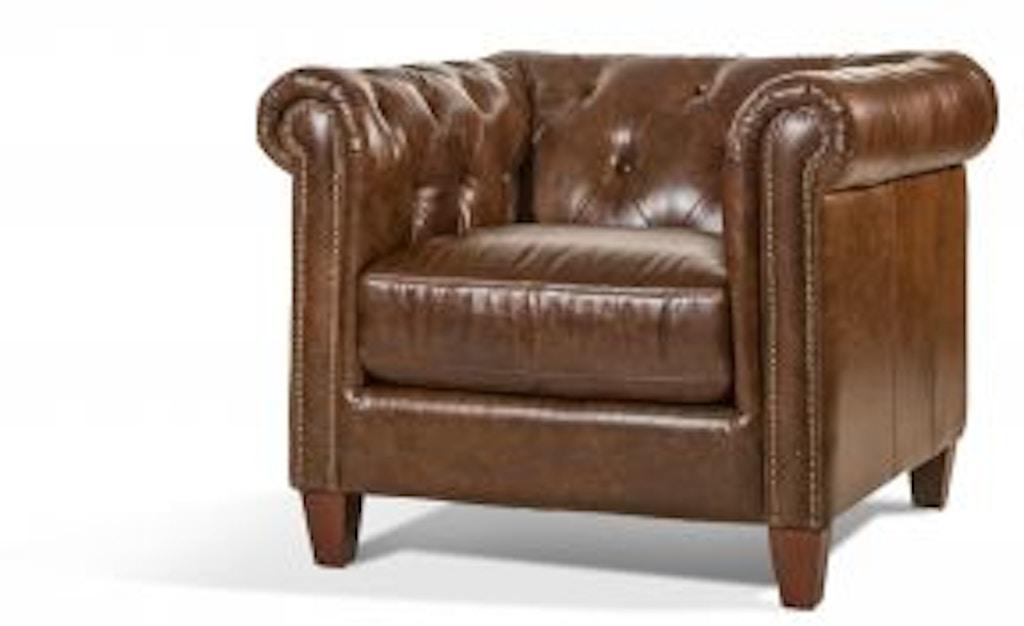 Cigar Leather Chair