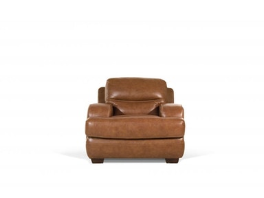Sanibel Leather Chair