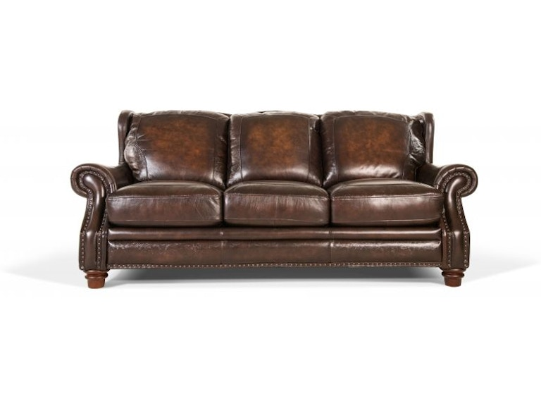 Futura Frankford Leather Sofa Lea