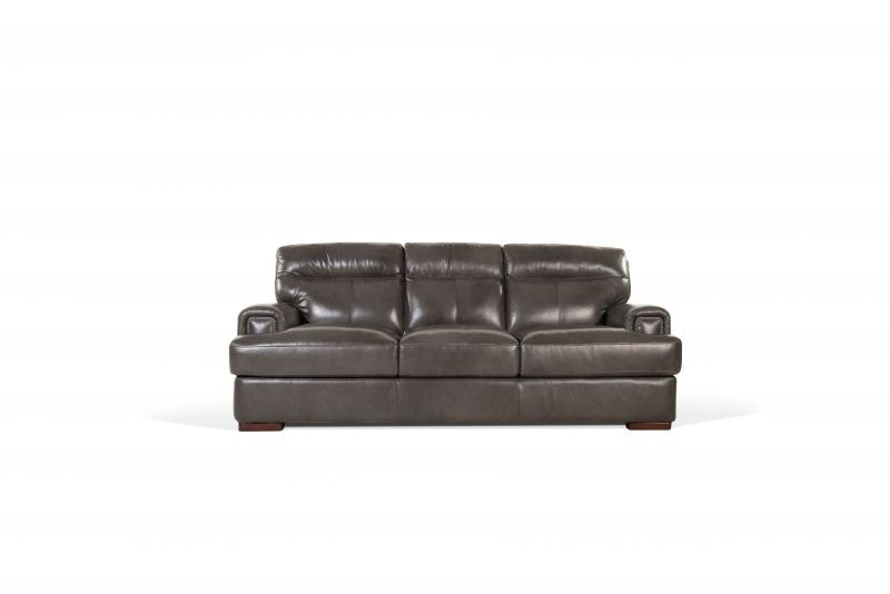 Pacific Leather Sofa