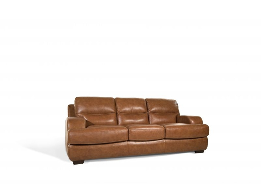 Futura Leather Sofa Futura Cordovan Leather Sofa Jordan S