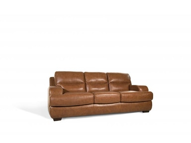 Sanibel Leather Sofa