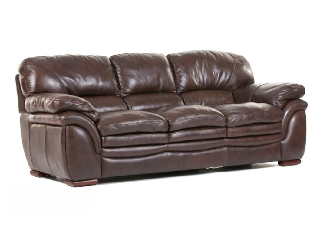 Futura Leather Sofa Futura Leather Curtis Reclining Sofa