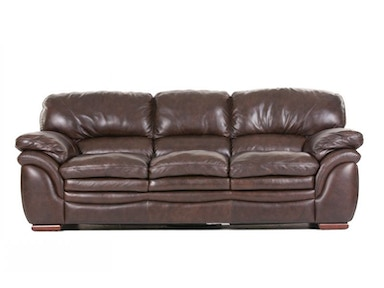 Santa Cruz Leather Sofa