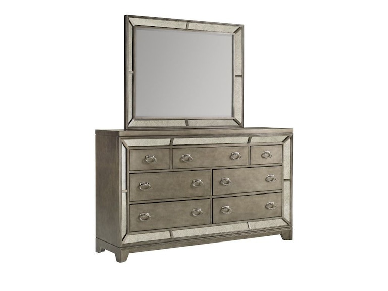 Avalon Lenox Dresser and Mirror LENOX/DM