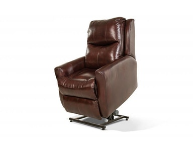 Alfresco 400lb Leather Lift Chair