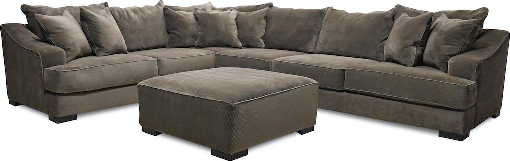 Sofa Master Monterrey Gray Sectional Cktl Otto 55 34 Tv Free 57monterreysect