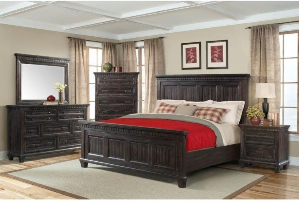 Morrison King Bedroom Set