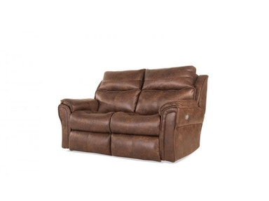 Allure Power Reclining Loveseat, Power Headrest