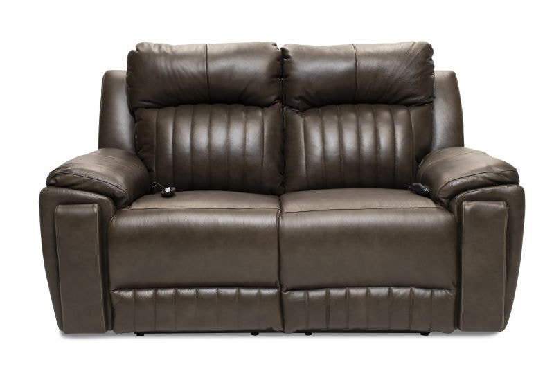 Southern Motion Lexie Power Reclining Loveseat With Heat Massage